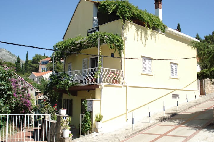 APARTMENT IN OLD TOWN CAVTAT