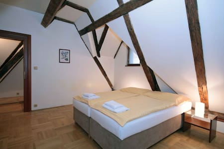 Stylish and Attic in Old Town C23