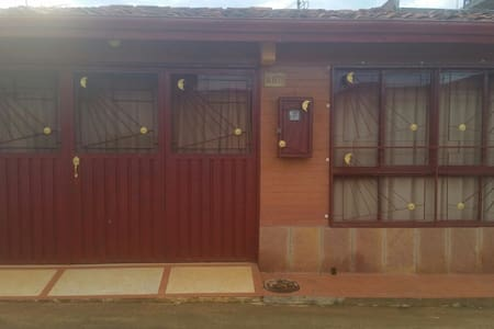 Vacation House Close to Barichara - Villanueva - Townhouse