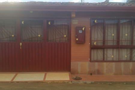 Vacation House Close to Barichara - Reihenhaus