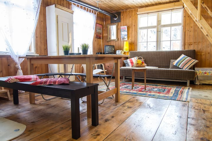 farmhouse holidays in nice ambience - Ebnat-Kappel - Vacation home