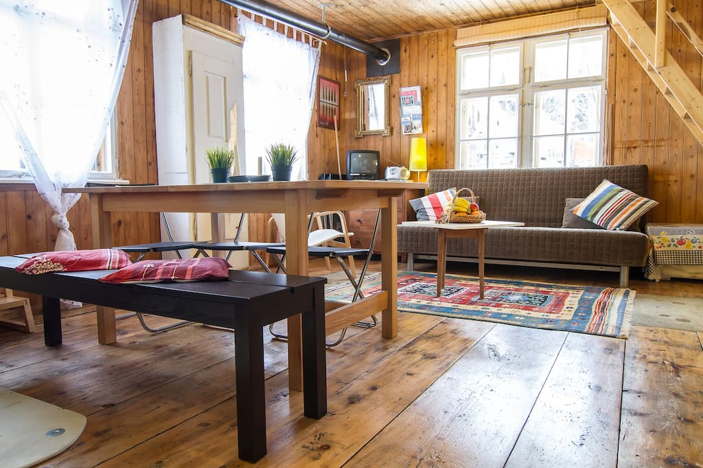 Accommodation Beggingen on Airbnb