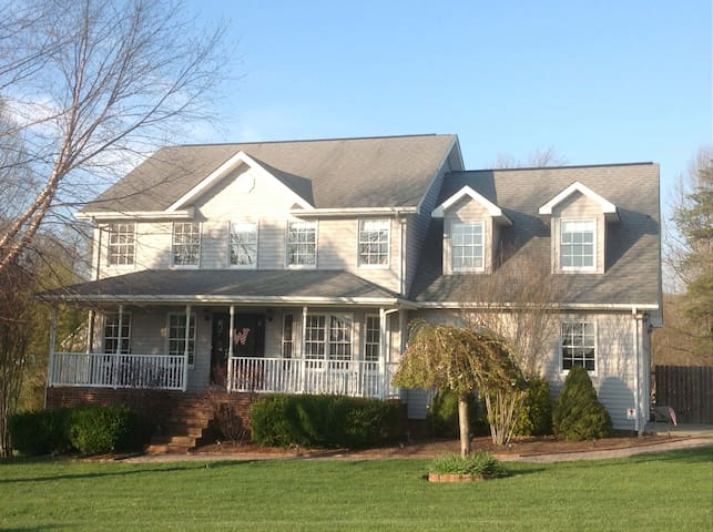 Beautiful Home! Located 2.5 miles from BMS!