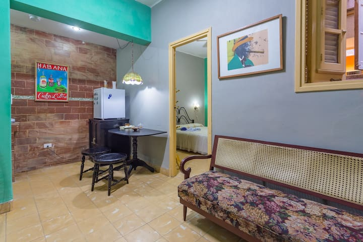 Cozy and Intimate Apartment in Havana Center