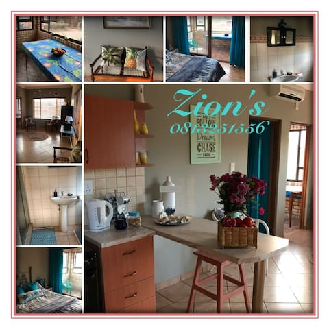 Zion's Selfcatering