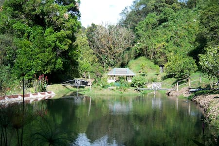 Hush Valley Lodge Mountain Retreat - Río Blanco - Cabin