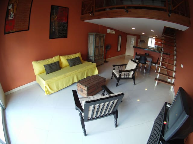 Apartment fully furnished in Downtown