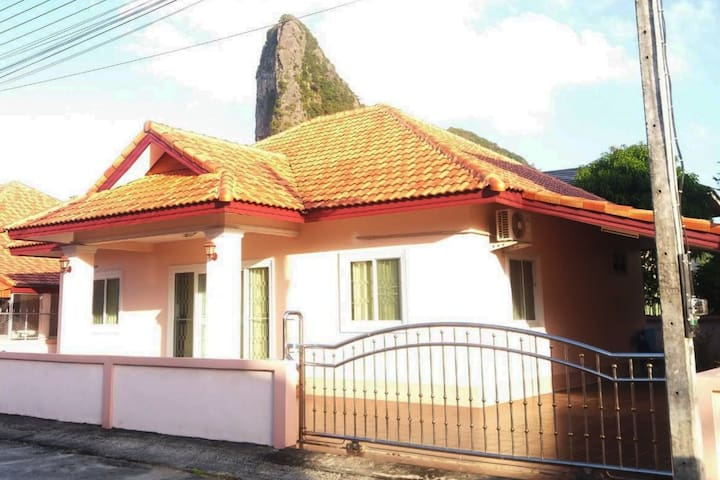 Phatthalung Peaceful House บ้านนี้มีสุข ณ เมืองลุง
