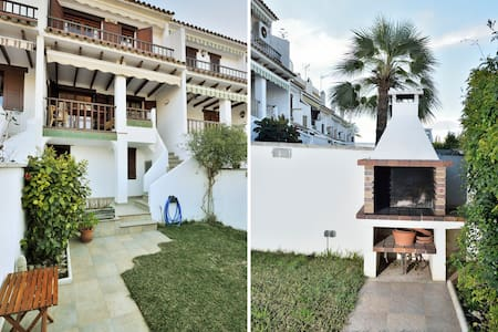 Casa frente playa a 45 min. de BCN - Cunit
