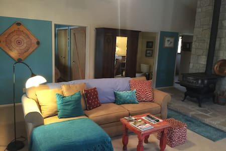 SouthPaw Guest House & Hobby Farm - Medina - Talo