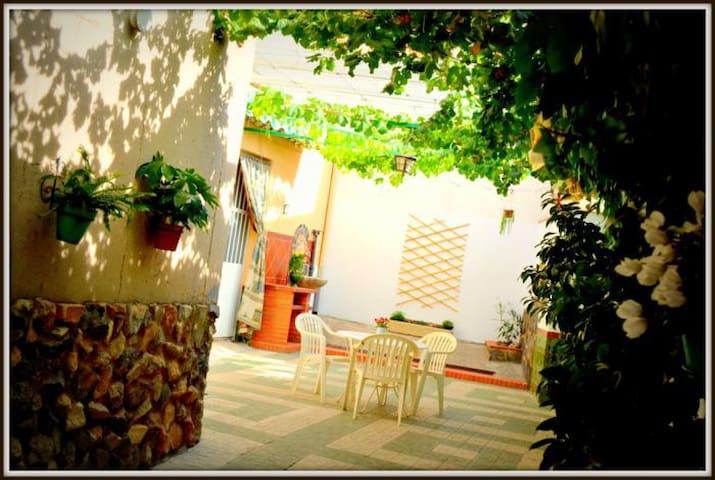 """Country House """"El Rincón dela Rosa"""" - La Zubia - Haus"""