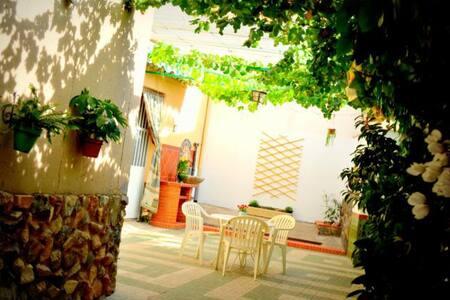 """Country House """"El Rincón dela Rosa"""" - Rumah"""