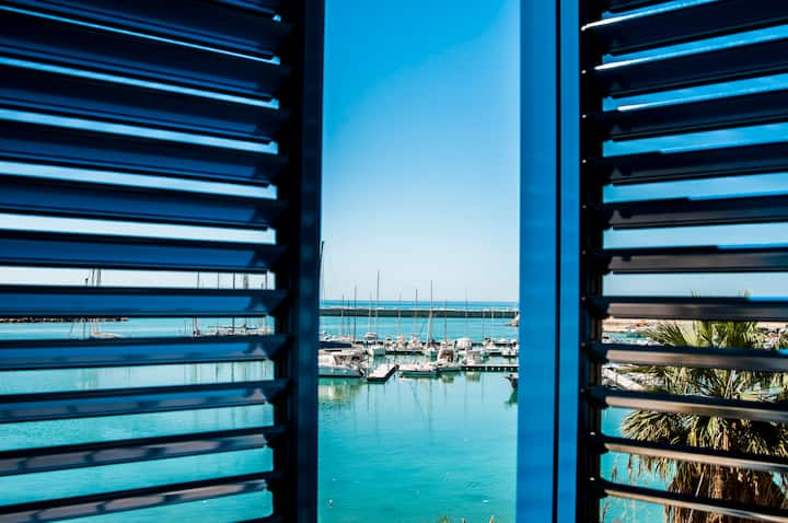 POSTU D'INCANTU  *** Lovely view of the sea ***