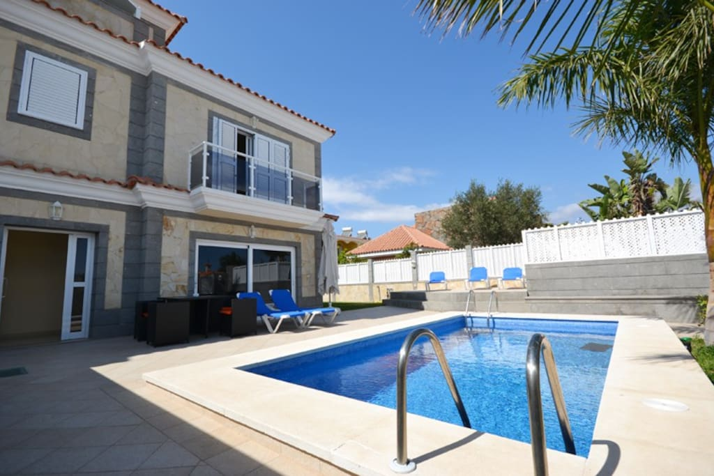 Luxury Villas Canary Islands Private Pool