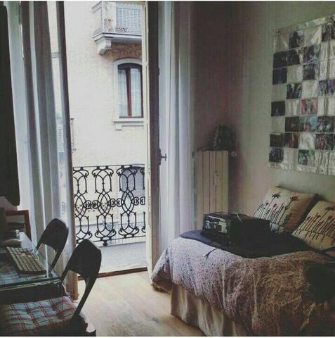 Cosy flat in the heart of Turin - Turin - Lägenhet