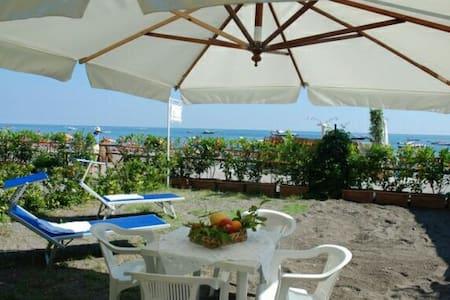 Apartment on the beach of Positano - Positano - Apartament
