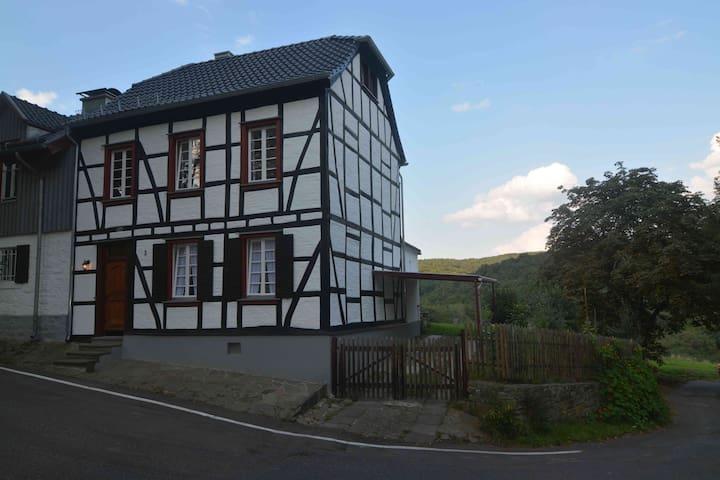 Ferienhaus In der Vischel Ahr/Eifel - 53505 Berg