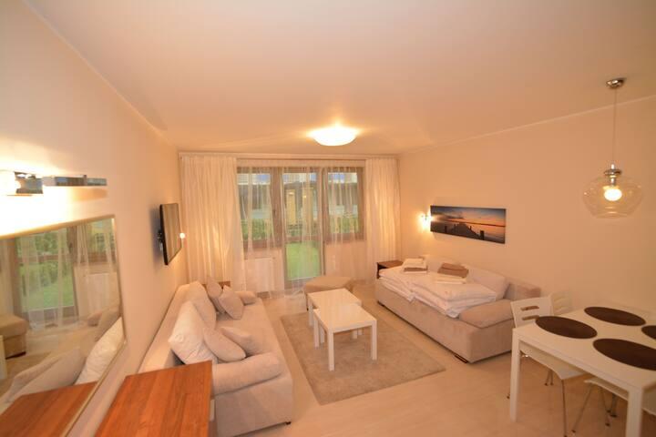 Komfortowy apartament przy Parku Zdrojowym AP186