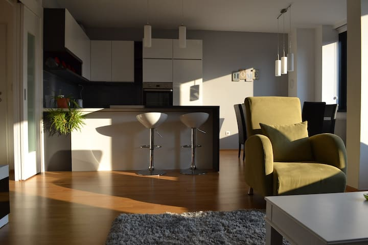 Enjoy Winter in Modern Apartment, 73sqm - Saraievo - Apartamento