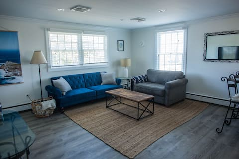 Modern 1BR steps from the beach & downtown Lewes!