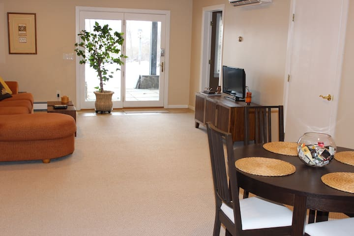 2 Bedroom Apt with Mountain View - Newburgh - Apartemen