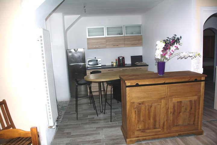 Deux chambres neuves en centre ville de Troyes