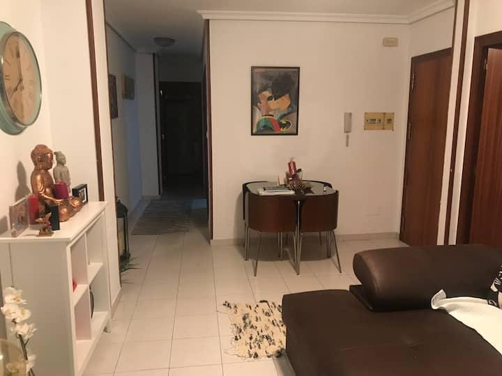Comoda, bonita y centrica habitación privada