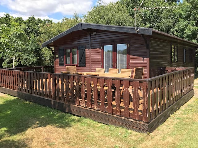 Shorefield Country Park - 3 bedroom lodge