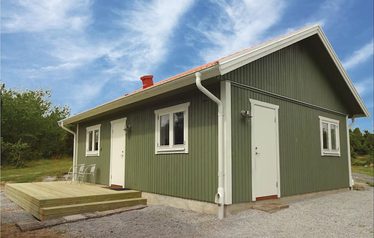 Holiday cottage with 1 room on 24m² in Ronneby