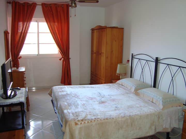 Lovely apartment near the beach and Loro Parque