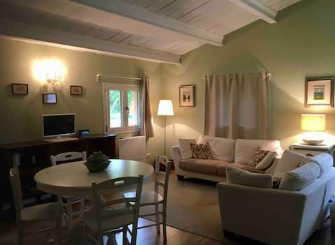 Corte San Giuliano - Green apartment