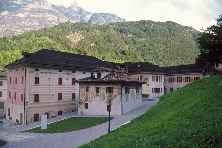 App.to Menadàs-Dolomiti del Cadore