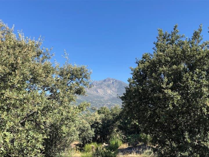 Naturaleza y descanso en la Sierra de Guadarrama