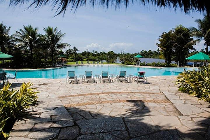 Flat Novo, praia reservada II - Angra dos Reis