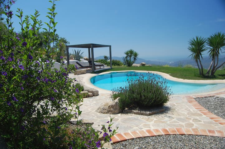 Idyllic rural retreat, relax in the silence - El Toril