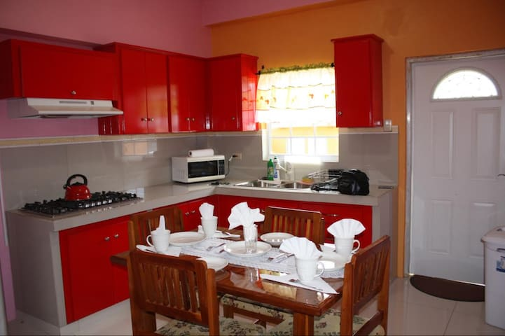 Tobago Short Term Rentals - Scarborough - Leilighet