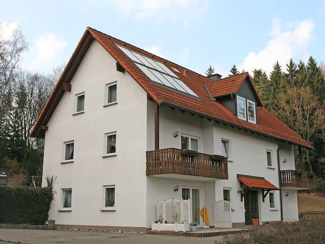 Ferienhof Kuhberg 4570.1 - Kronach - Huoneisto