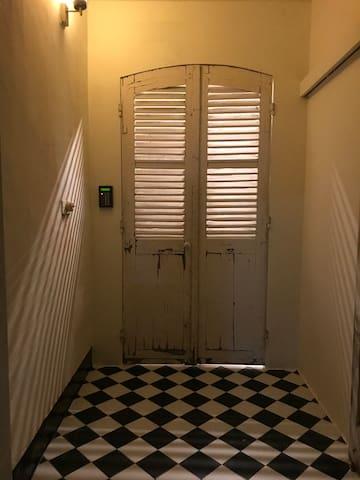 La Porte Blanche 白朗齊之家