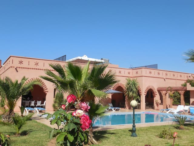 DAR DES GAZELLES - Marrakech