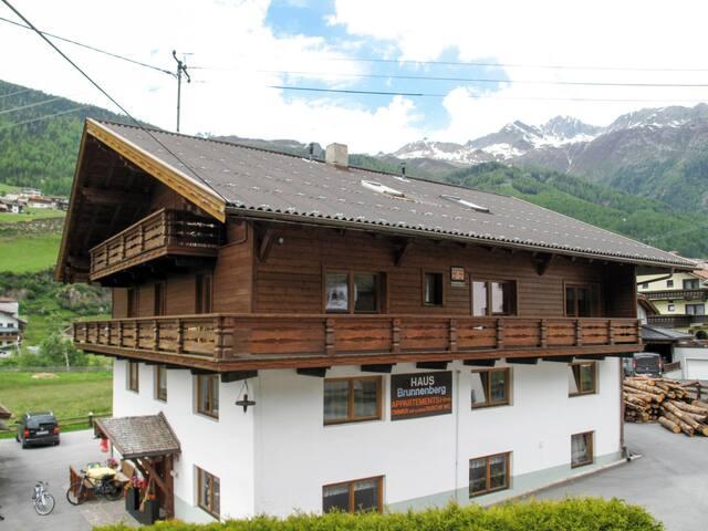 Apartment Haus Brunnenberg in Sölden