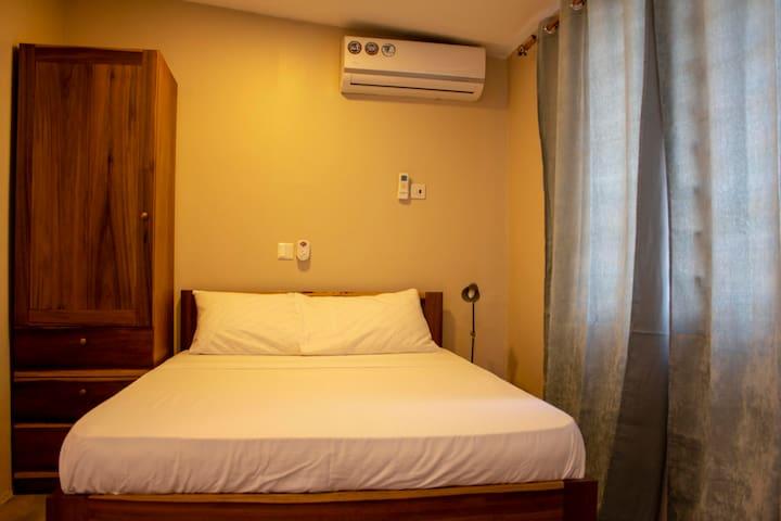 Bedroom - living area