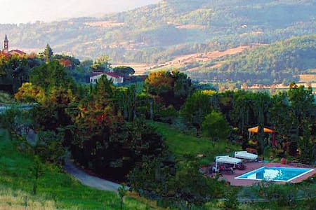 Villa in the Centre of Tuscany.  - Borgo Alla Collina - Vila