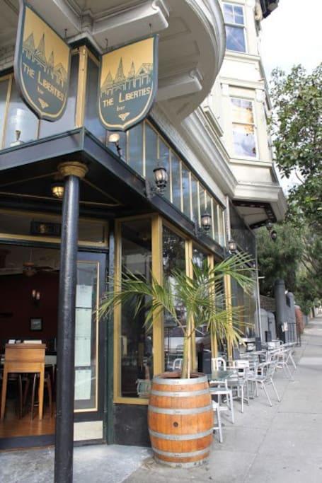 Liberties Irish Bar & Restaurant