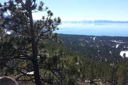 Lake Tahoe for Activity and Peace - Wohnung
