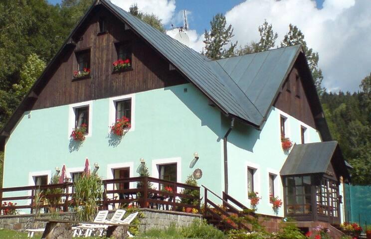 Krosnov - Horská chata Krosnov (43)