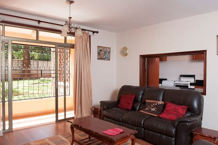 3 bed 3.5 bath Elegant Apt in Kile. - Nairobi