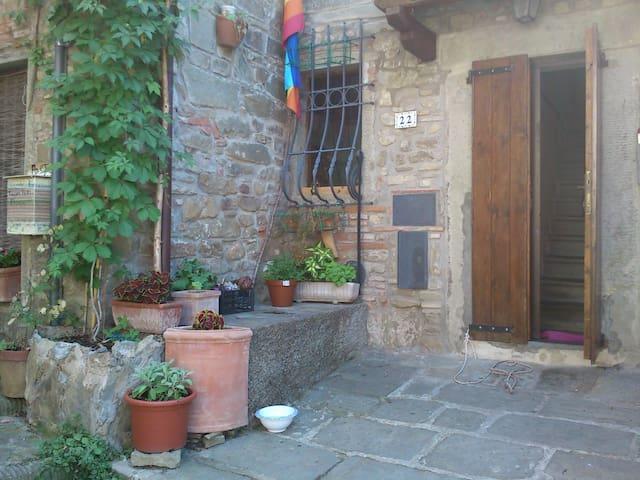 35 - Tosi frazione di Reggello - 公寓