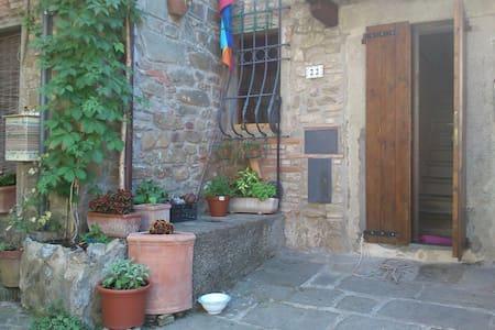 35 - Tosi frazione di Reggello - Wohnung