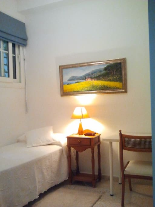 Hab indiv tranquila en malaga este bed and breakfasts for Beds 4 u malaga