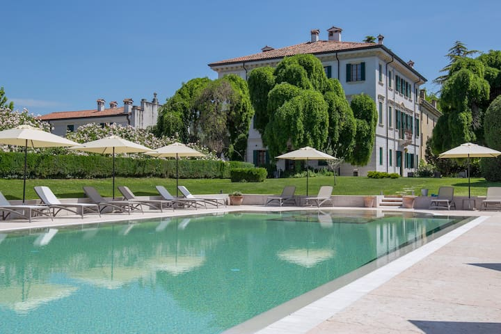 Appartamento Trebbiano - Villa Nichesola